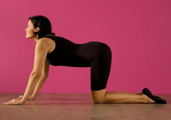 Упражнения из йоги для домашней практики